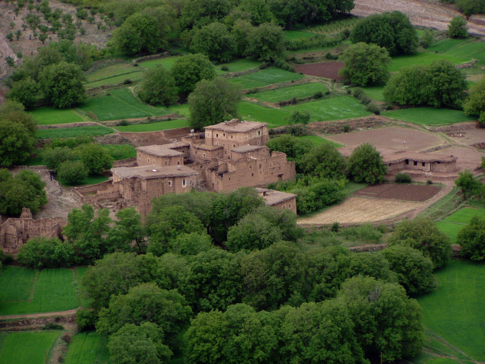 Voyage culturel au maroc - Chambre chez l habitant marrakech ...